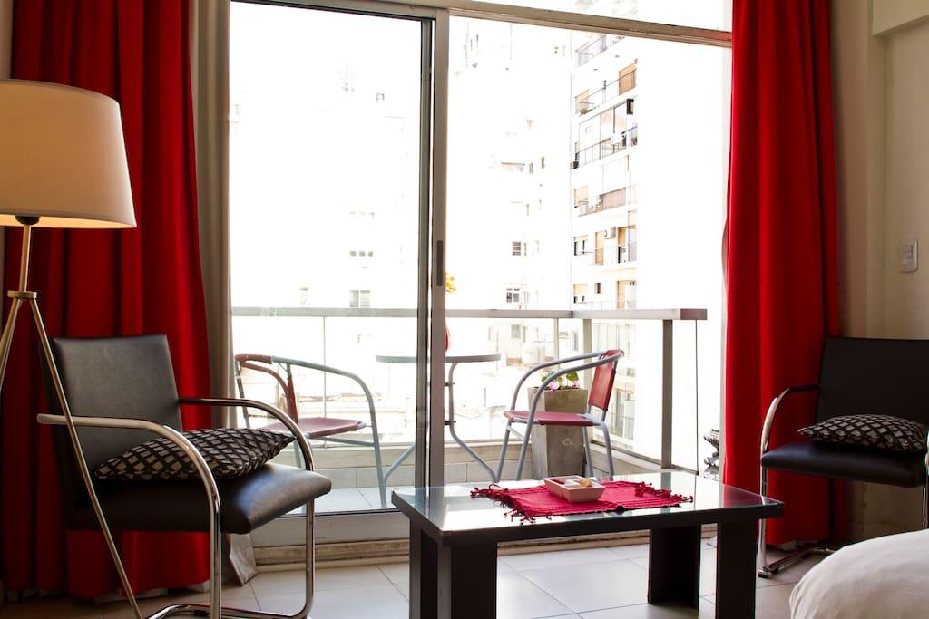 VENUS studio apartment in Recoleta