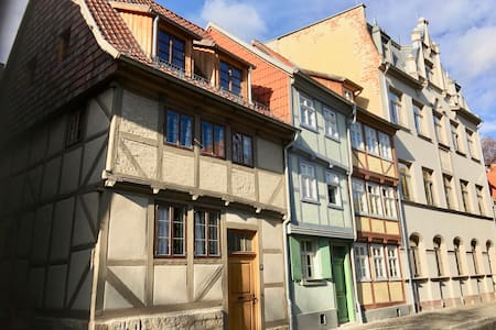 KONVENT 15 - Appartement im Denkmal von 1666 - Quedlinburg