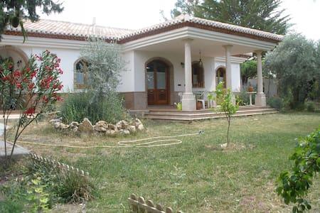 Casa Rural junto a Granada, calidad - Bungalo