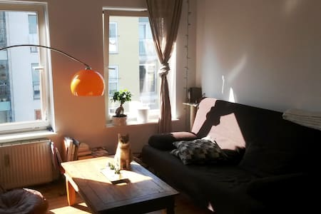 Your cozy flat in Sternschanze