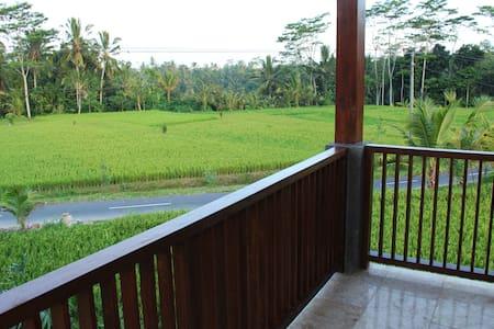 Rice Field Private Pool 4Bed Room Villa Kemuning - Villa