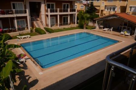 Квартира в комплексе у моря - Kemer - Apartament