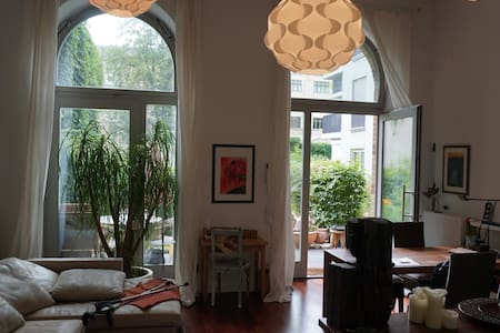 Garden Appartment best located - Berlin - Lejlighed