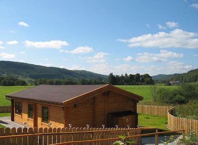 Strathglass Lodge - Chalet
