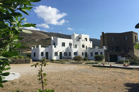 Ammos Andros - Apartment 1 - Wohnung