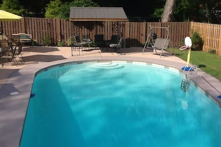Cozy apartment near Knox airport - Alcoa - Appartement
