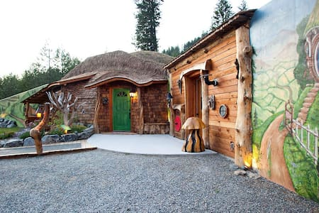 Stay in an actual Hobbit House