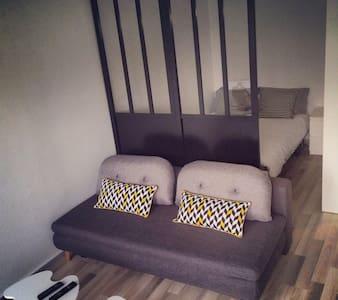 Studio Gite Thionville 8km Cattenom - Apartment