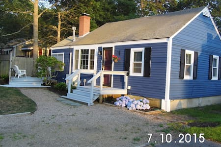 Cape Cod/ Beaches/Golf/Business/Dog Friendly - Yarmouth