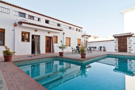 Country house, pool, Granada-Costa - El Pinar