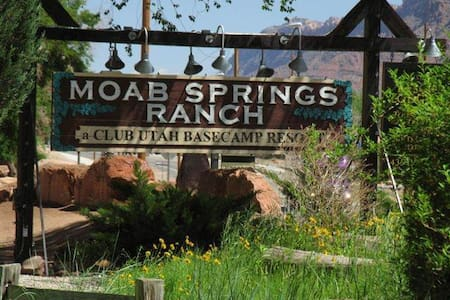 Moab Springs Ranch 17B - Moab - Condominium