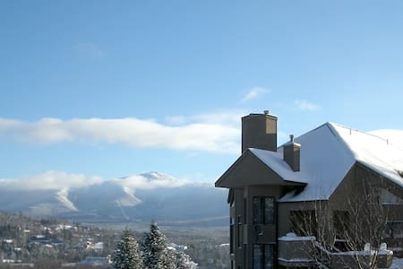 Ski-in Ski-out with Amazing Views - Carroll - Townhouse