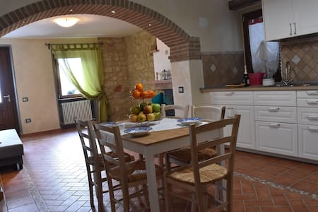 Holiday home Oasi dells Gazze - Genga - House