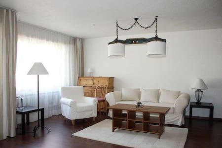 Beautiful flat w 3 beds and balcony - Davos