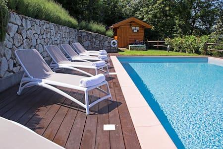 Luxury Villa IN Tuscany BG Villas - Bagni di Lucca - Villa