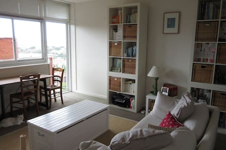 Clean room in cosy apartment - Leilighet