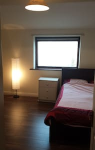 Double room along canal - Dublin - Casa