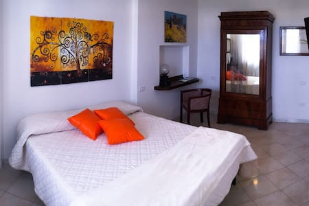I Bischeri di Padule: camera Eolo - Bed & Breakfast