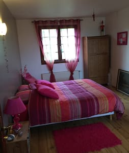 Chambres dans maison très agréable - Feucherolles - Aamiaismajoitus
