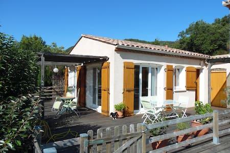 Le Petit Passié, huis in de natuur. - Massac - Ev