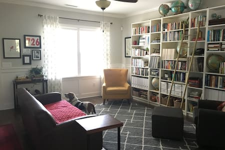 Comfortable 3BR Private Home; Walk to Downtown - Durham