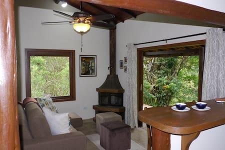 Tropical Forest/Bird Sanctuary - Alpstuga