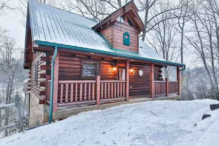 Family Friendly Cabin. - Sevierville - Casa