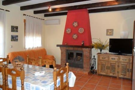 Alojamiento Rural montaña Cazorla - Apartemen