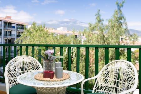 Sit back & Relax. Enjoy Holiday & Work in Tenerife - Wohnung