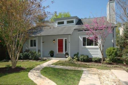 Convenient & Private Annapolis Room - Rumah