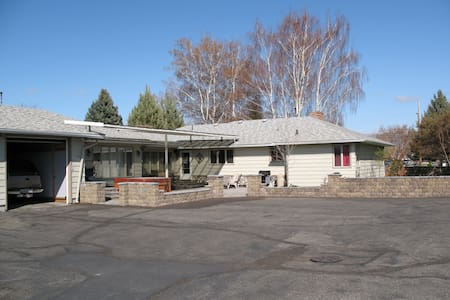 Empty Nesters BNB - Baker City - House