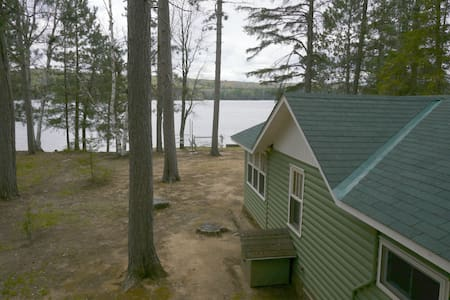 Negeek Lake Tranquility - Combermere - Cabin