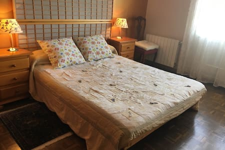 Big double-room. Great views - Badalona - Bed & Breakfast