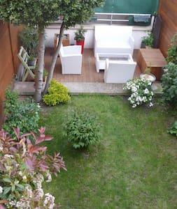 duplex avec jardin - Sartrouville - Apartment
