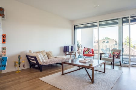 Room in Penthouse apt. close to CERN - Chambres d'hôtes