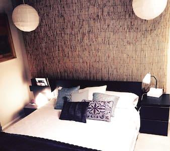 Welcoming room in a 2 bedroom home