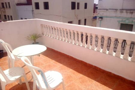 rent house for a family or four peaple - Asilah - Casa