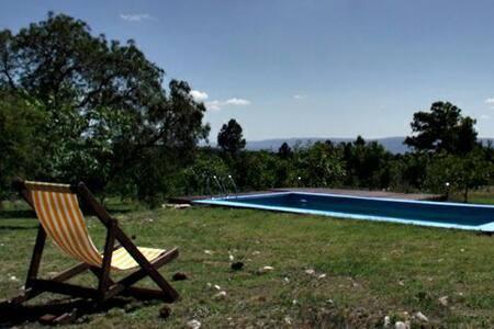 Cabaña en Yacanto, Calamuchita Cba. - Yacanto de Calamuchita - Cabanya