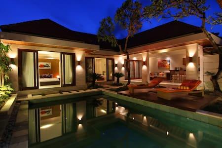 3 Bedroom Pool Villa, Seminyak