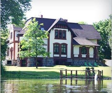 Gutshaus Villa Radekow - Mescherin - Casa de camp