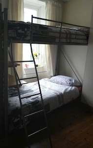 6bed City center bunkbed (breakfast/wifi FREE) - Hus