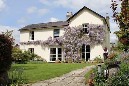 Edwardian house near town centre - Blandford Forum