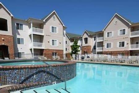 Contemporary 2BR/2B Condo-Near OU - Norman - Apartamento
