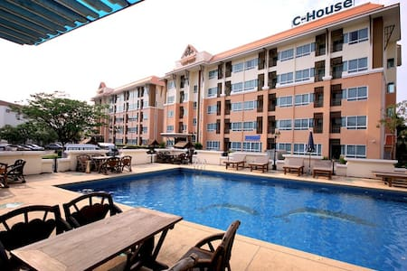 C-House Condo Amata City2 - Pluak Daeng