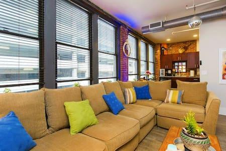Nashville's First Luxury Smart Loft - Nashville