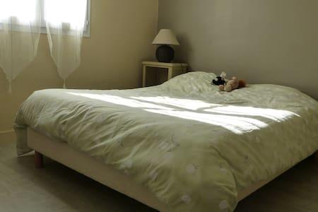 maison confortable et calme - Luynes - Dom
