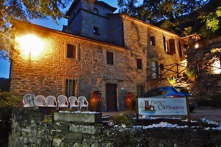 Giglio: alloggio in Santerno valley