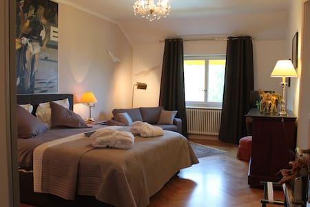 Luxurious BnB Domaine Les Sylphides - Montreux - Bed & Breakfast