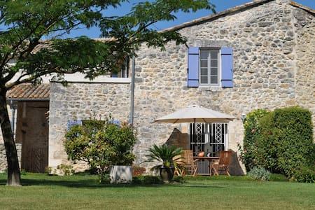 maison d'hôtes du mas Chazel - Lussan - Talo