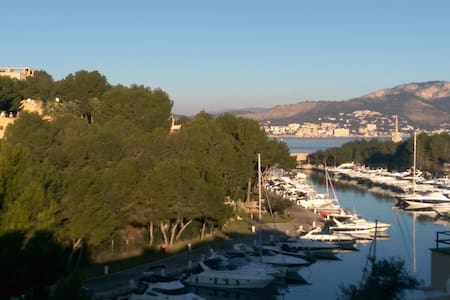 Private Double Bedroom - Santa Ponsa - Appartement